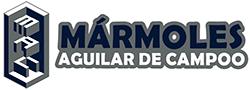 Mármoles Aguilar de Campoo Logo